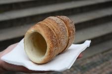 Trdelnik - Cinnamon and sugar goodness!