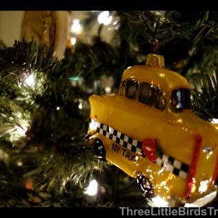 Yellow Taxi Cab - New York, NY