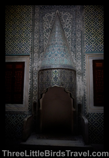 Visit the Harem at Topkapi Palace
