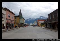 See what a real Alaskan town looks like!