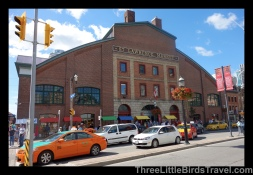 Buy something at St. Lawrence Market (one of the worlds best markets)in Toronto, Canada