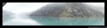 Take a cruise through Glacier Bay National Park
