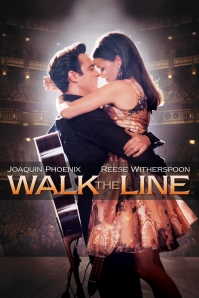 Walk The Line Movie Poster - photo courtesy of Apple.com