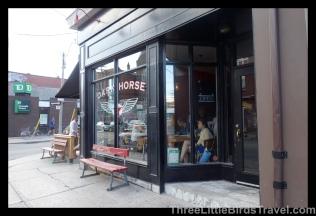 Dark Horse Expresso Bar
